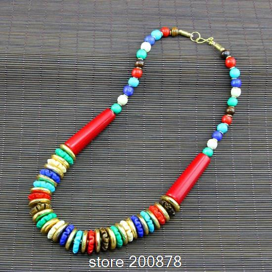 bone costume fashion jewelry imitation artificial jewellery indian product handicrafts handmade buy necklace detail bead beaded beads