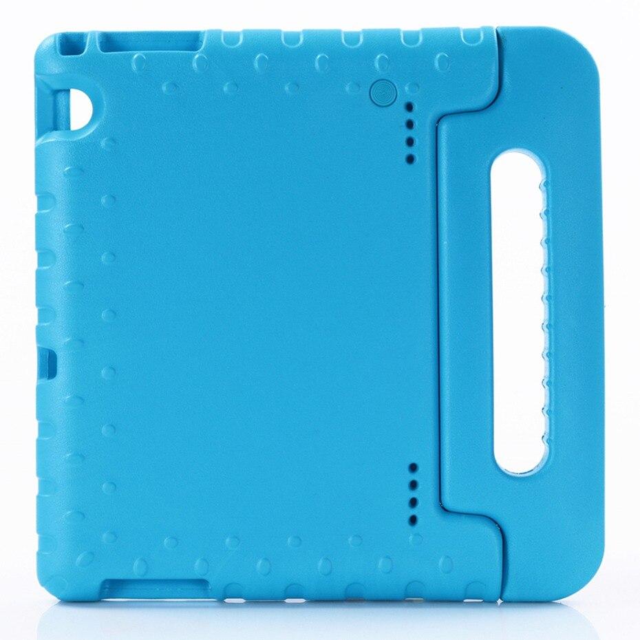 Funda para niños para Huawei Mediapad T5 10 10,1 pulgadas tableta de mano EVA a prueba de golpes funda de cuerpo entero para Huawei Honor Tablet 5 funda