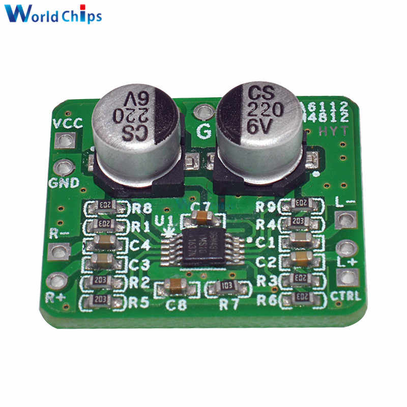 150mW Headphone Amplifier Board SGM 4812 Differential Balanced HIFI Amp Module