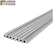 Prodotto su misura, Senza Soluzione di Continuità in acciaio inox 304 tubo/tubo, 8 millimetri interno e 12 millimetri outer.50cm