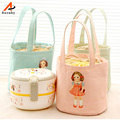 Portable Thermal Insulated Tote Pouch Cooler Lunch Box Storage Work School Picnic Bag Kids Lunch Bags Insulation Package 45