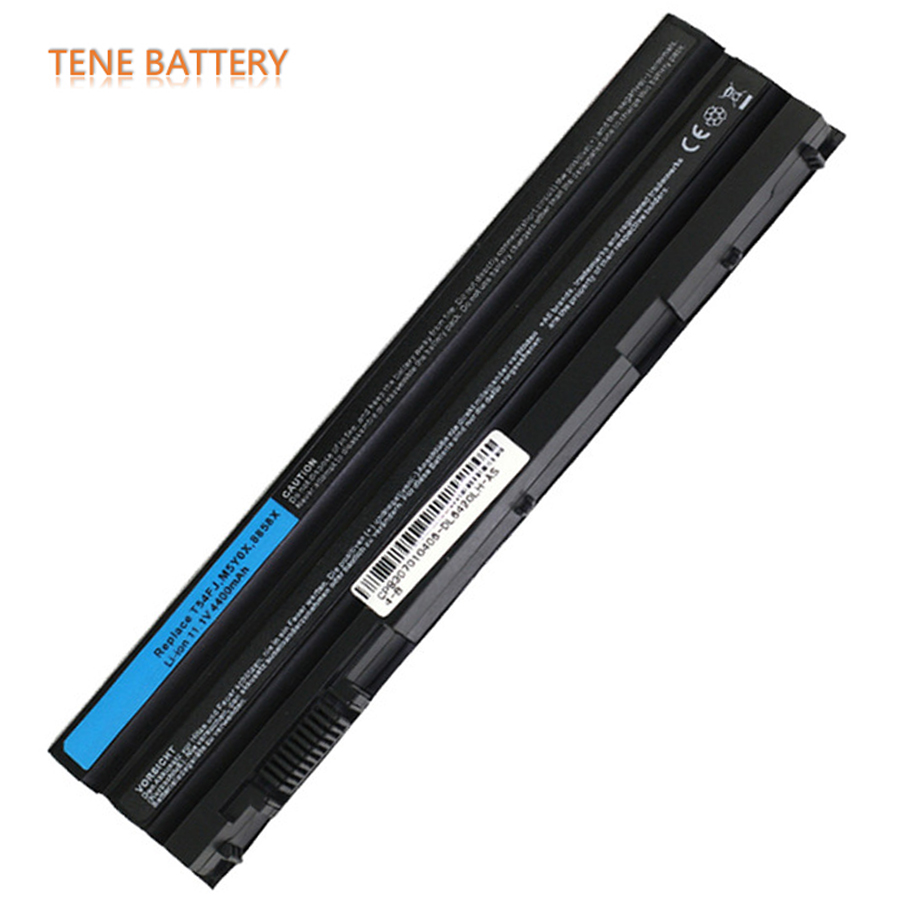 11.1V 5200mAh OEM Replacement Laptop Battery for Dell Latitude <font><b>E5420</b></font> E5520 E6420 E6520 T54FJ M5Y0X 8858X Free Shipping image
