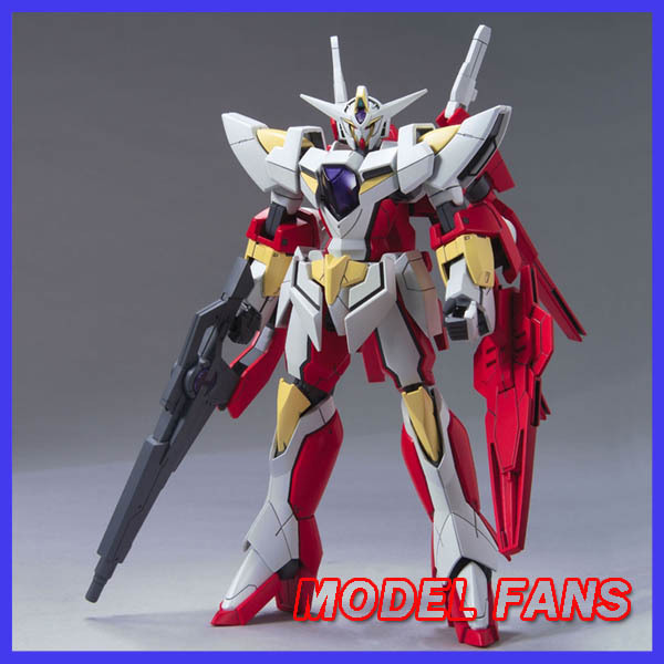 MODEL FANS Free shipping GG/TT gundam model HG 1:144 Reborns Gundam model fans m3 model pg 1 60 red heresy gundam special large sword backpack gift water paste free shipping