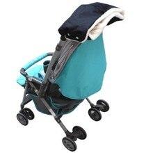 Baby Jogger Plush Stroller Hand Muff