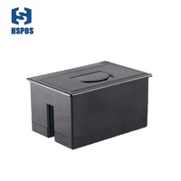 Pos thermal panel receipt printer 58mm embedded printer QR24 for Taxi meter Support ESC/POS command 5-9V TTL and USB port