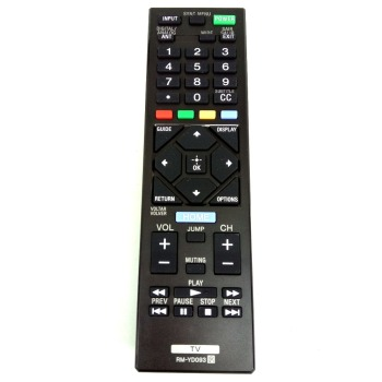 NEW Original for Sony LCD TV Remote Control RM-YD093 for KDL-40W600D KDL-32R435B KDL-32R425B KDL-32R429B KDL-40R455A KDL-40R485B