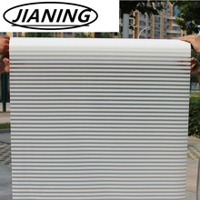 30/45/60cm wide Glass bathroom window stickers  translucent frosted opaque film insulation grilles paper