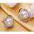 Cytheria sistemas de la joyería, venta 925 joyas de plata de fashon 100% verdadero natural de la perla de la joyería para mujeres 3 color regalo