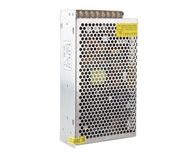 60 watts 6 volts 10 ampères surveillance alimentation à découpage 60 w 6 v 10A commutation transformateur de surveillance industriel