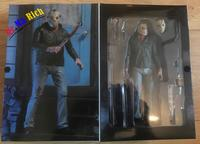 Great Neca 18cm Friday The 13th 3d Freddy Vs Jason Pvc Action Figure Collection Model Toy
