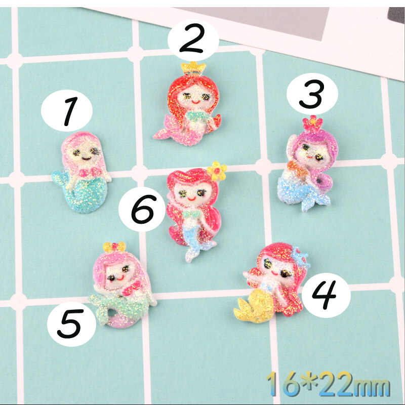 CCINEE Mermaid Hars Meerdere Stijlen Diy Hars Accessoires DIY Craft Supplies
