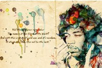 Jimi Hendrix Classics Music Poster Motivational Inspirational Poster Fabric Silk Printing Great Pictures On The Wall