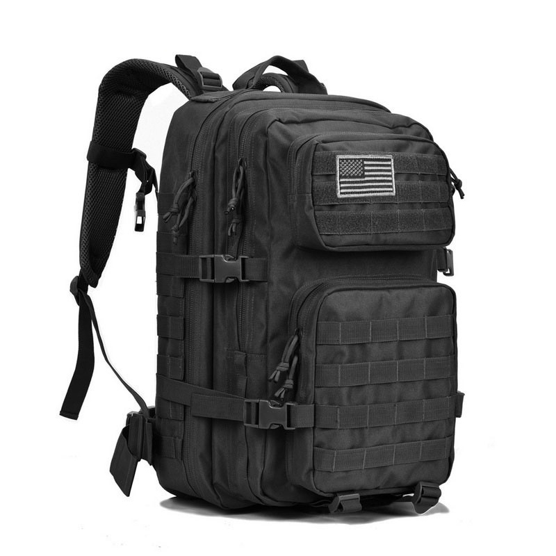 43L Military Tactical Assault Backpack Men Army Waterproof Outdoor Bagpack Rucksack Outdoor Hiking Camping Hunting Bags Travel