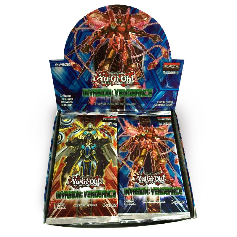 (Set of 72) Yugioh Cards Shadow Specters Look For The Legendary Ghost English Version Entertainment Game Card Kid Yu gi oh Toys