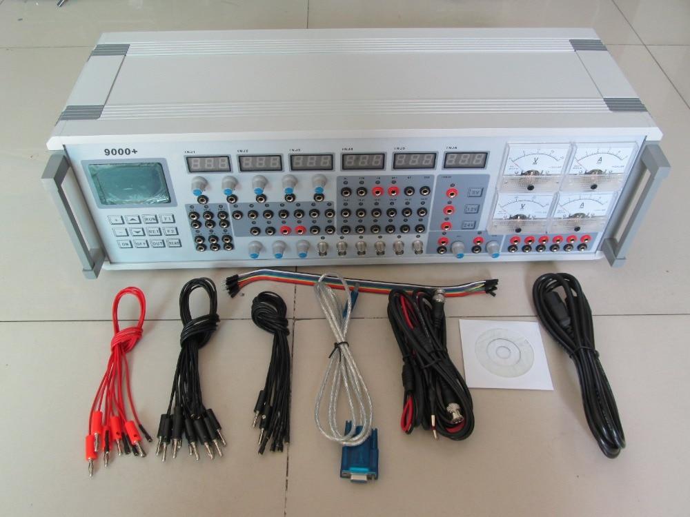 Top-Rated MST-9000 + Automobile Sensor Signal Outil de Simulation MST9000 simulador de ecu Voiture ECU ecu outils de réparation 2 ans de garantie
