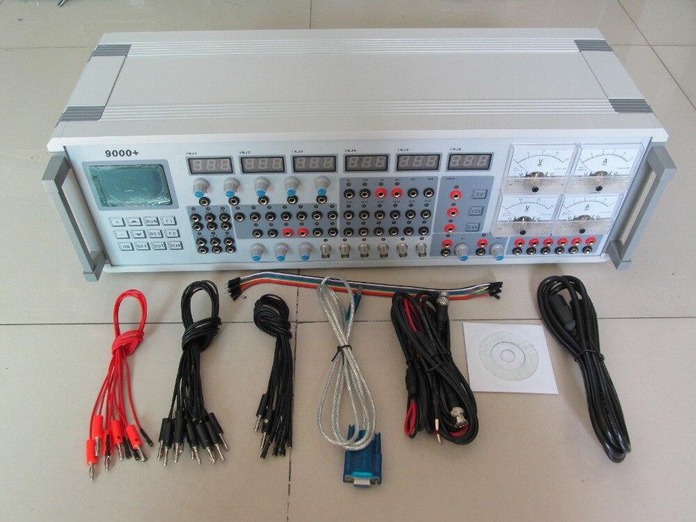 Top-Rated MST-9000 + Automobile Del Segnale Del Sensore di Simulazione del Mst-MST9000 simulador de ecu Auto ECU ecu strumenti di riparazione 2 anni di garanzia