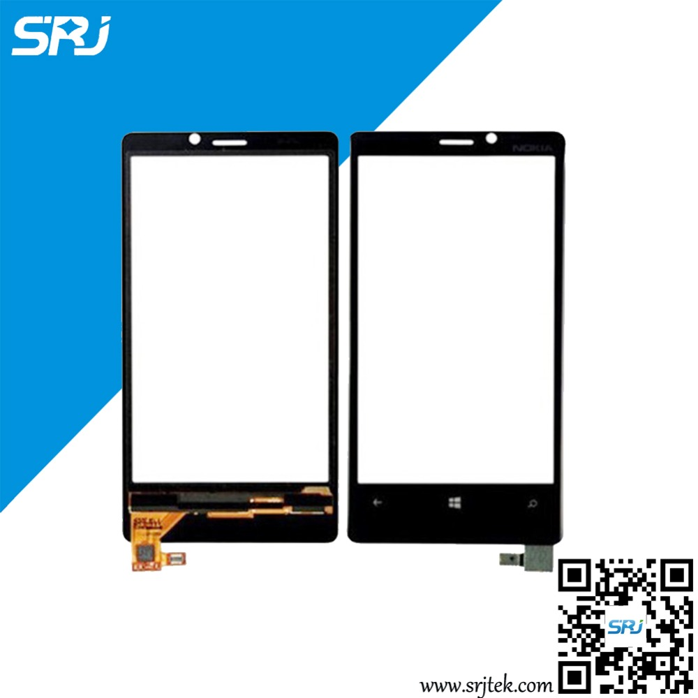 4 Inch Touchscreen For Nokia Lumia 920 N920 Touch Screen Digitizer Glass Sensor Replacement Parts Panel