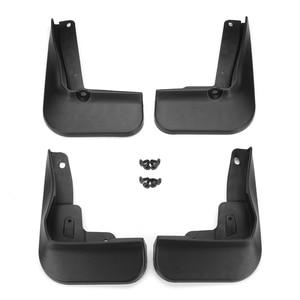 Image 2 - For Toyota Camry 2018 2019 Car Fender Flares Mud Flaps Mudguards Mudflaps Splash Guards Accessories