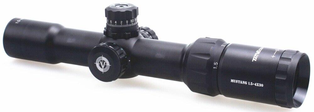 Οπτικό διάνυσμα 4-12x40 Tactical Scoop Scope w / - Κυνήγι - Φωτογραφία 3