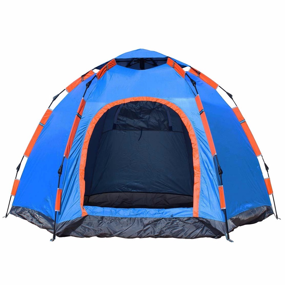 Wnnideo Instant Family 2-3 Person Tent Automatic Pop Up Tents Waterproof for Outdoor Sports Camping Hiking Travel Beach new outdoor 3 4person big space anti uv pyramid beach tents waterproof family camping tent