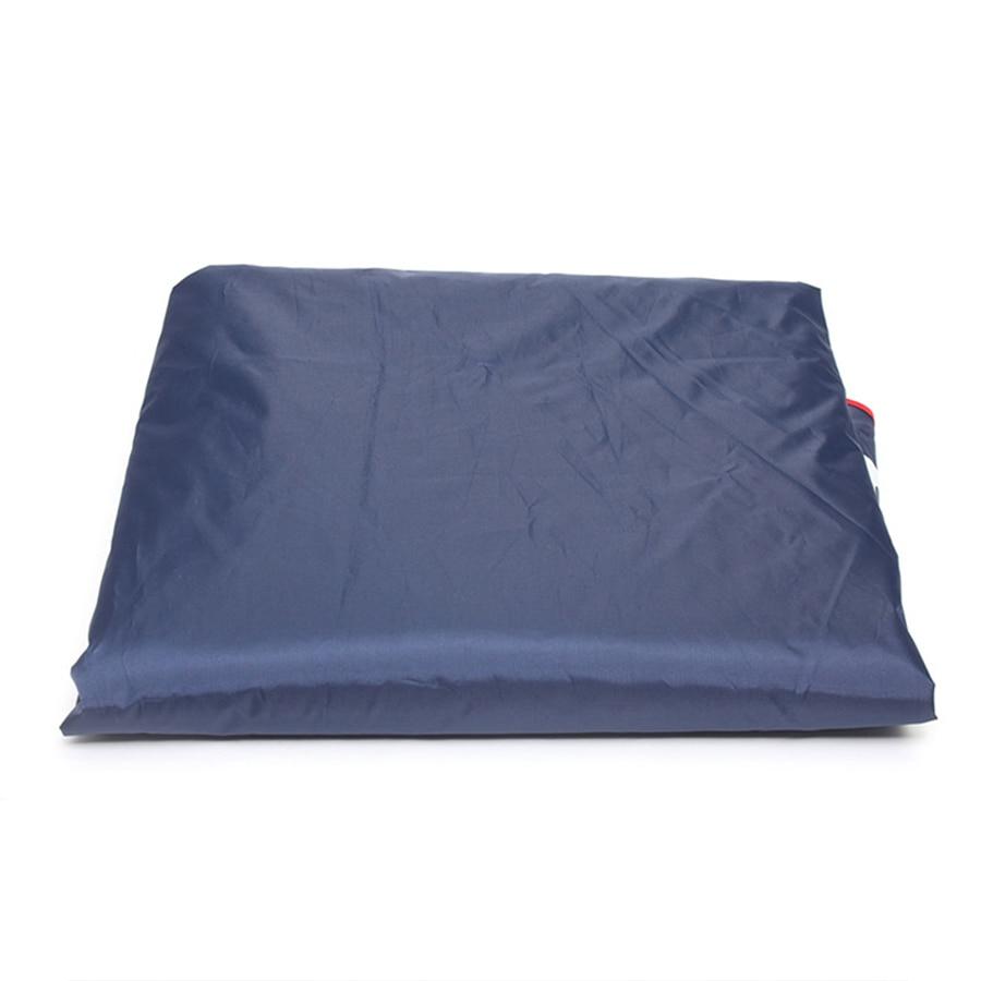 Tissu imperméable remplaçable d'oxford de parasol de voiture automatique pour le parapluie plié par couverture d'auvent de toit Portable