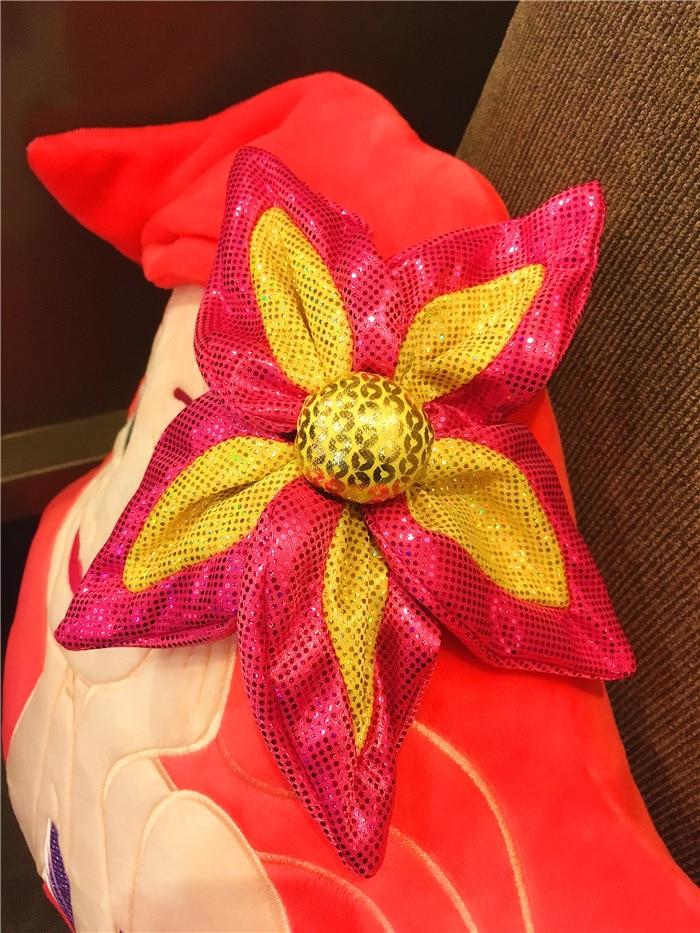 Grand 1 pièces 120 cm la petite sirène Ariel princesse en peluche jouet mignon doux trucs poupée oreiller coussin enfants filles cadeaux d'anniversaire - 5