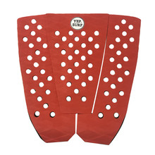 Surf Pad EVA sup deck pads red traction surf pads wholesale surfboard foot tail pads yep.surf цены онлайн