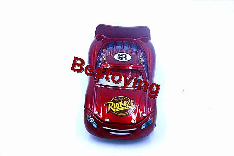 Pixar Cars Radiator Springs MaiKun No 95 Diecast Metal Toy Car 1 55 Loose Brand New