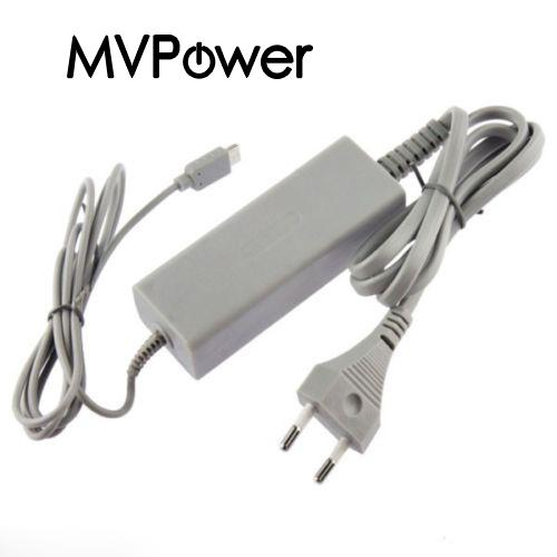все цены на amzdeal Power Supply Cable Adapter Wall Charger For Nintendo Wii U Gamepad EU plug