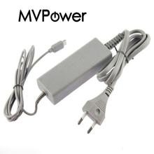 amzdeal Power Supply Cable Adapter Wall Charger For Nintendo Wii U Gamepad EU plug