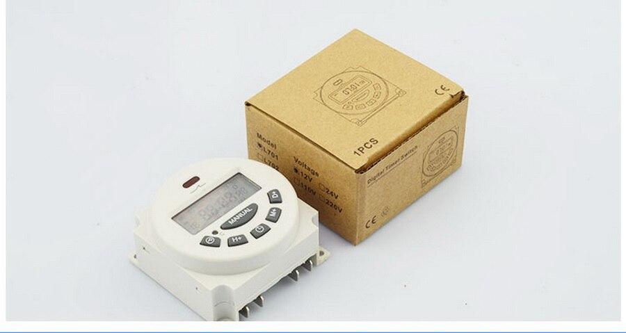 by dhl or ems 20pcs CN101A AC 12v 24v 110 v 220V 16A digital time switch