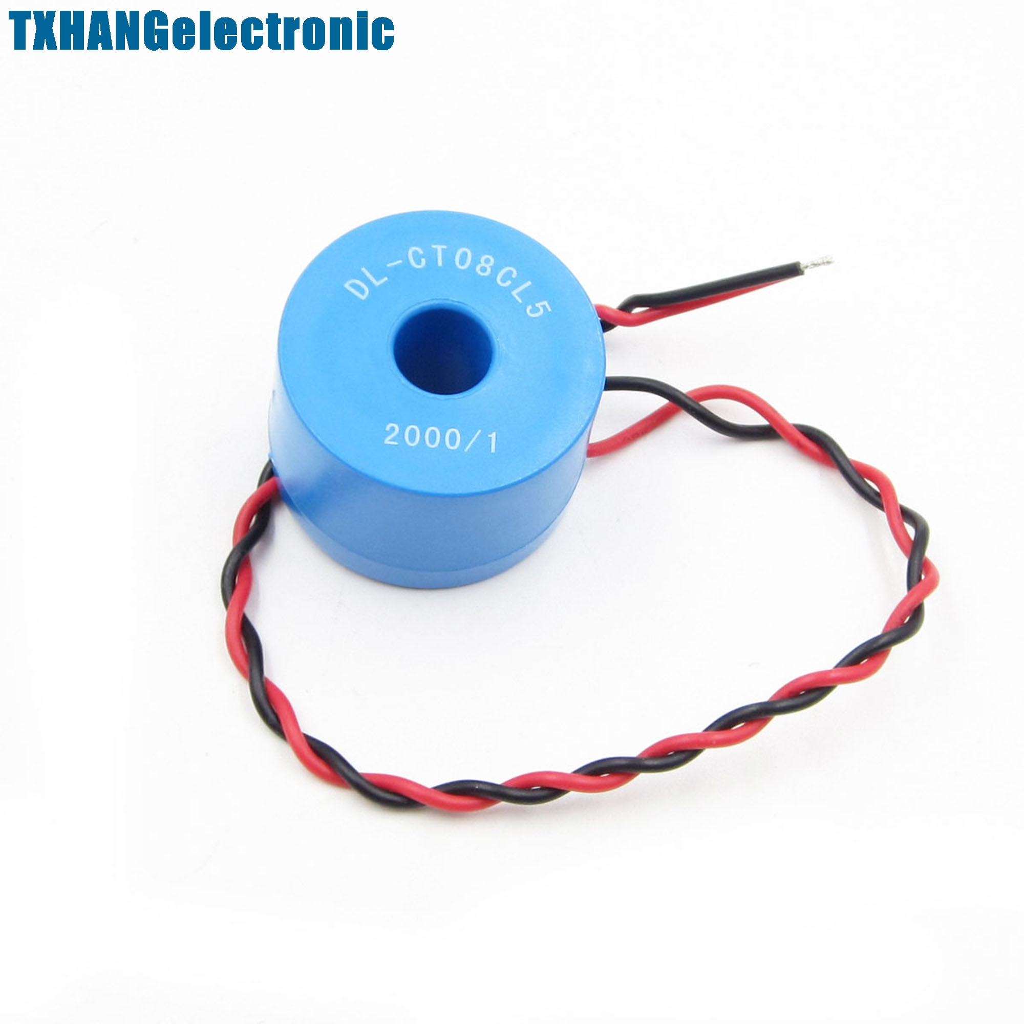 DL CT08CL5 20A 10mA 2000 1 0 120A Micro Current Transformer