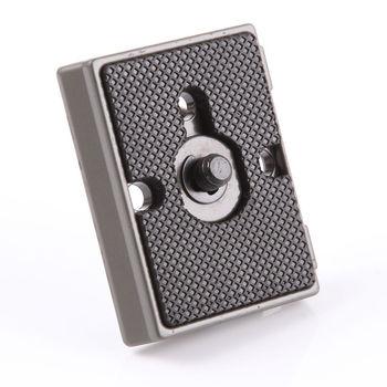Штатив для DSLR камеры БЫСТРОРАЗЪЕМНАЯ QR пластина для Manfrotto 200PL-14 496 486 804 RC2