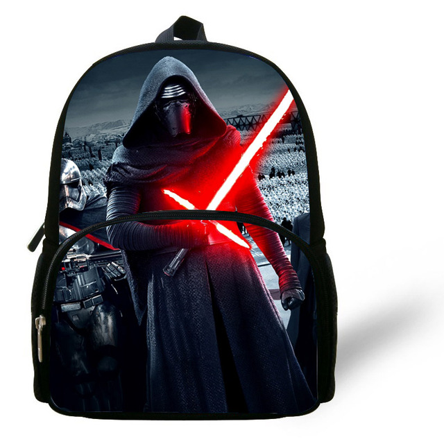 0a943a4e5b4d 12-Inch Preschool Backpacks For Boys Girls Star Wars Backpack For Kids  Kindergarten Backpacks Star