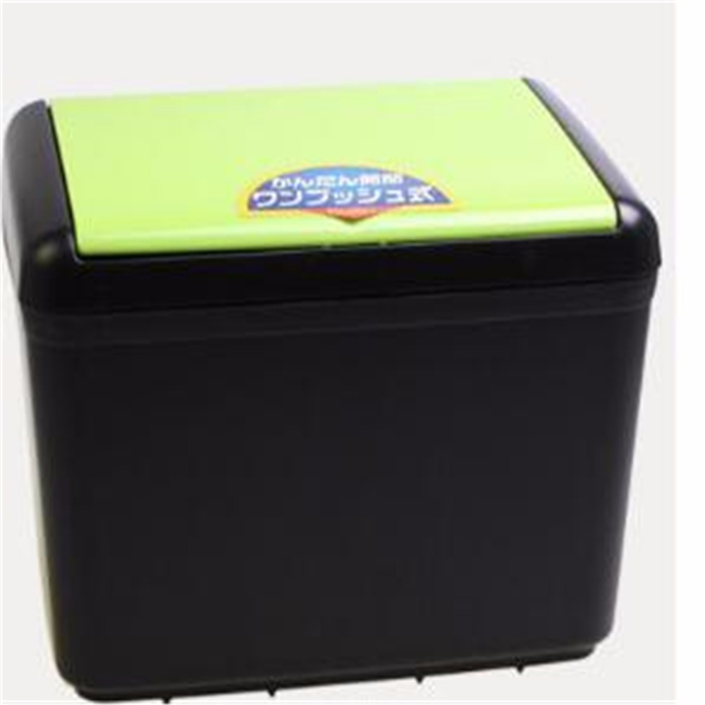 Hot selling Car Garbage Can Car Trash Can Garbage Dust Case Holder Bin Car-styling for <font><b>Hyundai</b></font> <font><b>HB20</b></font> Accent Elantra Solaris image