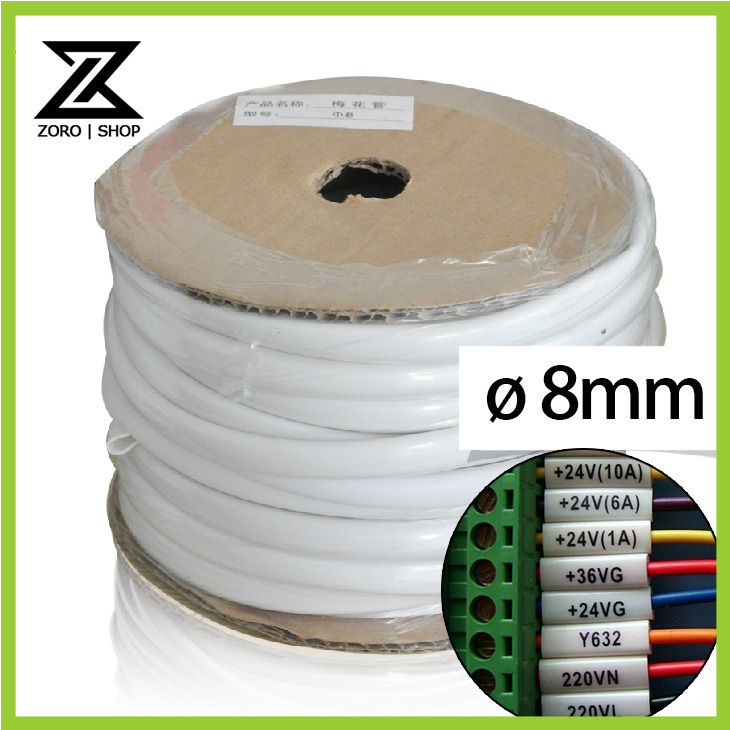 Aliexpress buy mm pvc cable sleeve marker