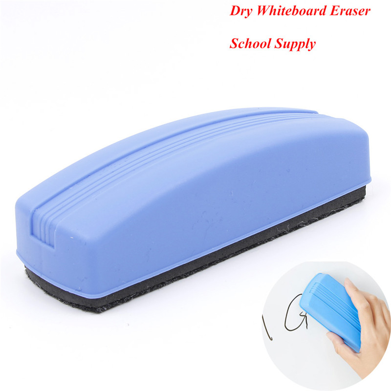 1Pcs Durable Whiteboard Erasers Dry Erase Marker White Board Cleaner Wipes With School Office Supplies Stationery Hot
