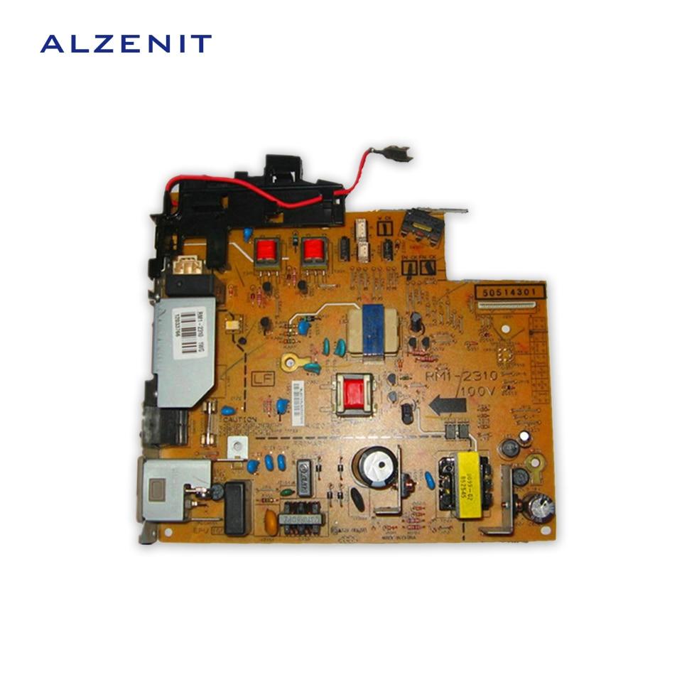 все цены на For HP 1022 1022N Original Used Power Supply Board RM1-2311 Printer Parts 220V On Sale онлайн