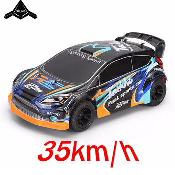 Wltoys A242 1:24 four-wheel drive rc car 2.4G remote control racing desert off-road drift car rally car speed 35km alloy