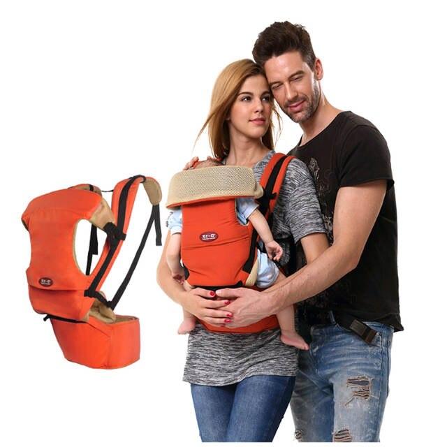 862cf3aaf15 placeholder 0-36m infant toddler ergonomic baby carrier sling backpack bag  gear with hipseat wrap newborn