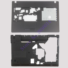 "NEW FOR Lenovo G570 G575 Bottom Case Cover & Palmrest cover Upper Case with ""HDMI"" Combo"