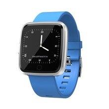 Y7 Smart Wristband Waterproof Color Screen Heart Rate Blood Pressure Multi-language Multi-function Watch Sports