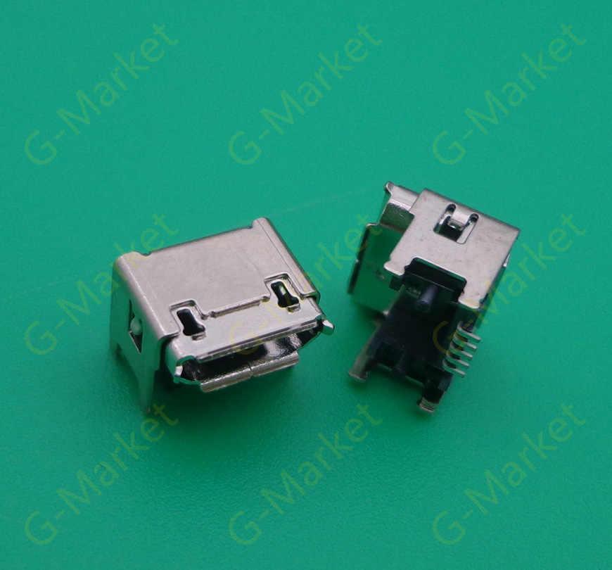2 قطعة استبدال ل JBL تهمة 3 سمّاعات بلوتوث USB موصل هيكلي المصغّر USB ميناء الشحن