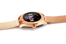 PARAGON Smartwatch rund pulsmesser Armband Russisch Hebräisch Koreanische für xiaomi apple bluetooth Smart uhr K88H MOTO 360