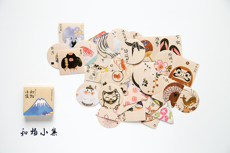Diy kawaii scrapbook paper sticker crafts decorative lable for Cute home accessories