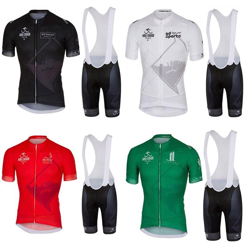 Цена за Новый 4 Цвет мужская Pro Team Велоспорт Джерси Дышащий Майки С Коротким Рукавом и Велоспорт биб Шорты Устанавливает Велоспорт одежда