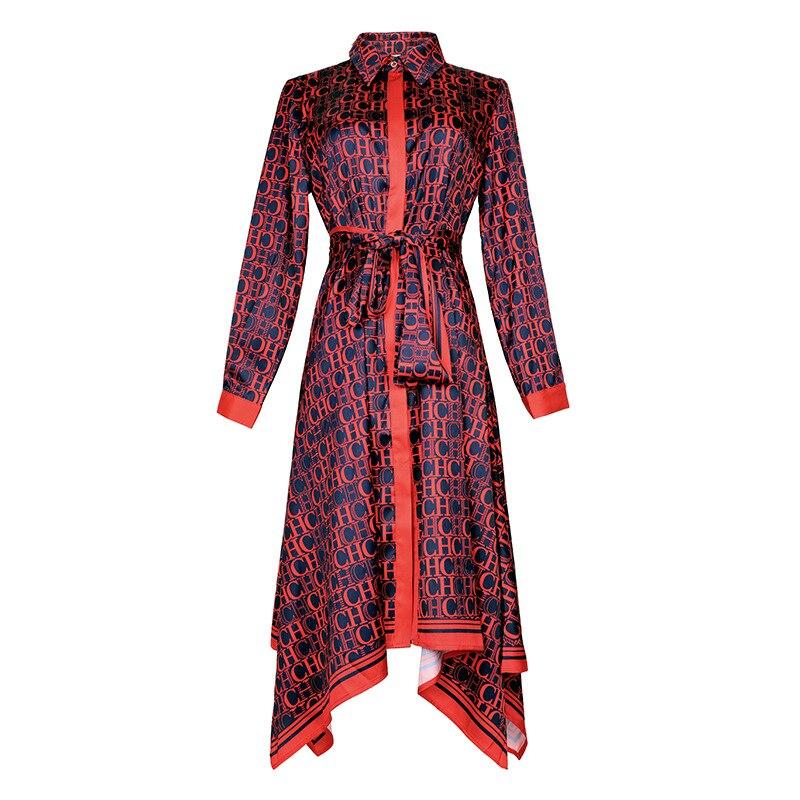 VKBN robe d'été 2019 robes irrégulières femme fête nuit Empire à manches longues robe De soirée élégant Vestidos De Fiesta