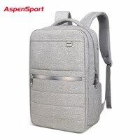 AspenSport 2017 New Designed Men S Backpacks Bolsa Mochila For Laptop 15 6 Inch 17 Inch