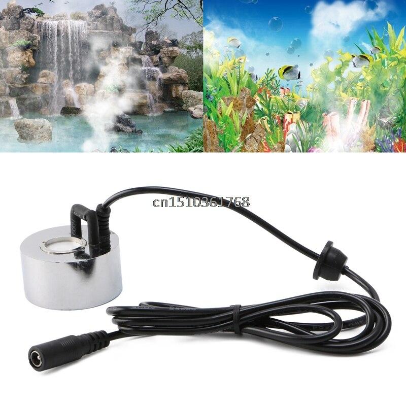Ultrasonic Mist Maker 24V Nebulizer Atomizer Head Without Lights For Humidifier #Y05# сушилка для овощей и фруктов vitek vt 5051 bk чёрный