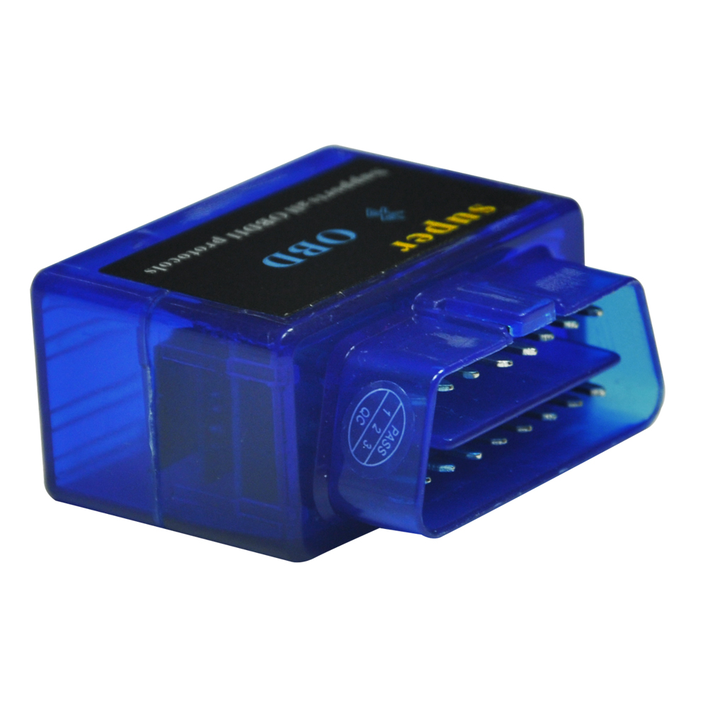 Super OBD Mini ELM327 V2.1 Bluetooth OBD2 OBD II Auto Diagnostic Scanner Tool elm 327 Code Reader scanner